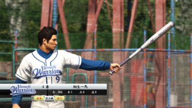 Photo of Here's the latest info on Yakuza 6's baseball team management, news spots, and more