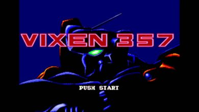 Photo of SEGA Genesis' Vixen 357, a Japan-only release, gets an English translation