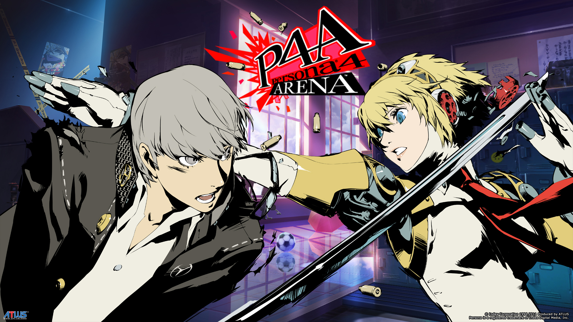 Image result for persona 4 arena