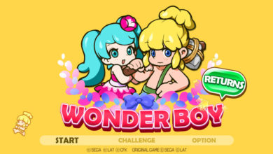 Photo of Wonder Boy Returns arcade port releases on Steam