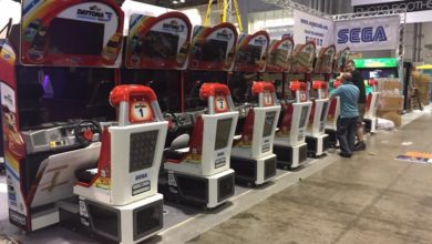 Photo of Here's a first look at Daytona 3 Championship USA's cabinet