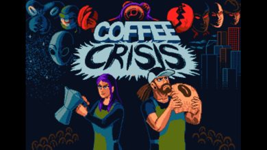 Photo of New Genesis game Coffee Crisis pays homage to classic beat 'em ups