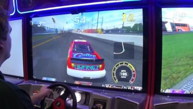 Photo of Here's over 8 minutes of Daytona Championship USA 3 gameplay