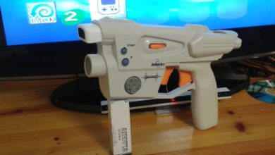 Photo of A wireless Dreamcast light gun that works with HDTVs is in development