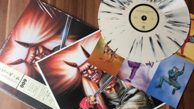 Photo of Data Discs announces Panzer Dragoon, Revenge of Shinobi vinyl