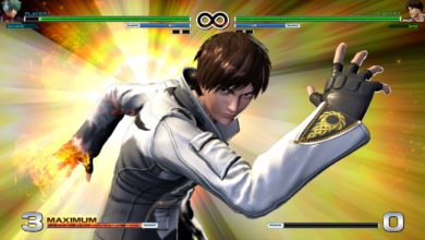 Photo of King of Fighters XIV is getting a patch that upgrades the game's visuals