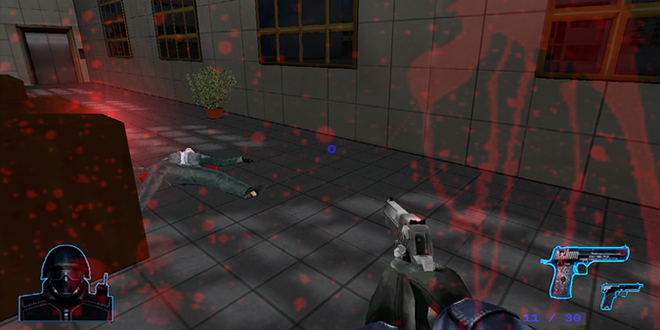 We Played The New Dreamcast Shooter In The Line Of Fire