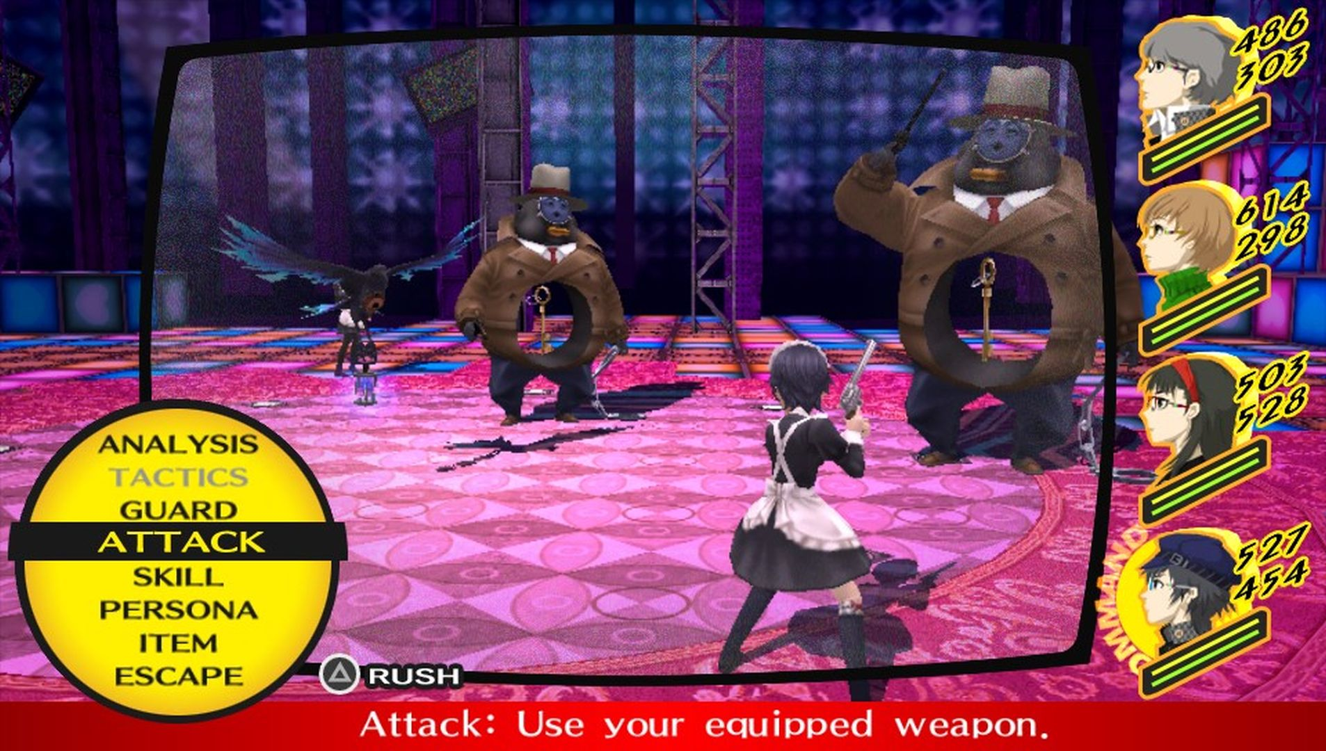 Review: Persona 4: Golden | SEGA Nerds
