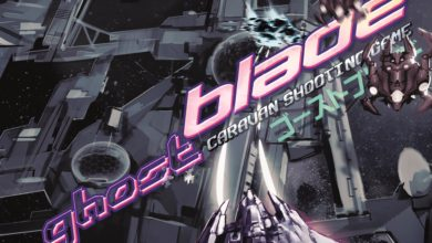 Photo of Dreamcast shooter Ghost Blade HD coming to Steam, PS4, Xbox One, Wii U