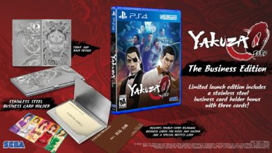 Photo of Yakuza 0: the Business Launch Edition Unboxing (PS4)