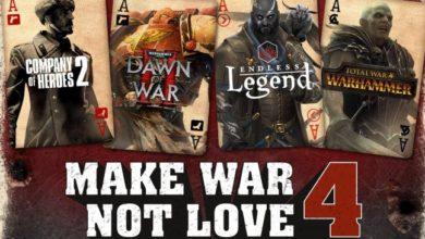 Photo of SEGA Make War Not Love campaign starts