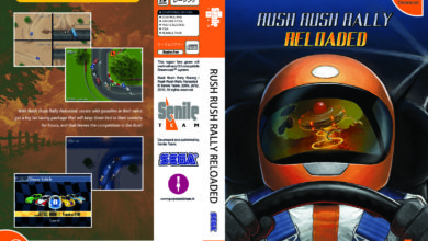Photo of Rush Rush Rally Reloaded getting a Dreamcast re-release