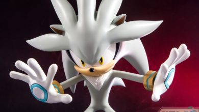 Photo of First 4 Figures announces Silver the Hedgehog figure