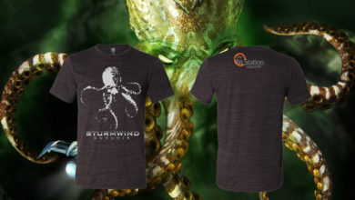 Photo of Officially licensed Sturmwind T-shirts now available for pre-order