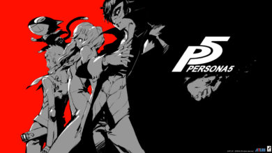 Photo of Persona 5 nominated for Game of the Year award