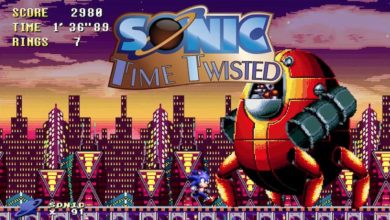 Photo of Sonic Time Twisted released after 12 years in development