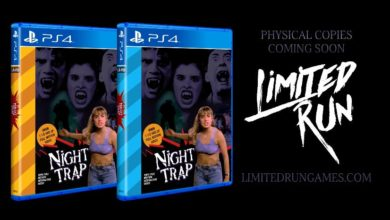 Photo of A physical version of Night Trap – 25th Anniversary Edition is coming to PS4