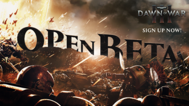 Photo of Prepare for battle: Dawn of War III open beta announced