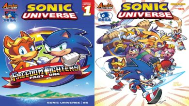 Photo of Is Archie Comics cancelling Sonic?