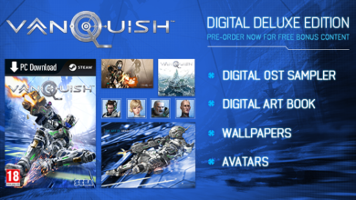 Photo of Vanquish PC port officially announced
