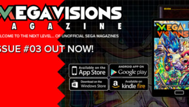 Photo of Mega Visions Magazine Issue #3 Now Available!