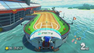 Photo of Sonic the Hedgehog has been added to Mario Kart 8 thanks to modder