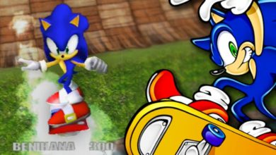 Photo of Check out the new details of the scrapped Sonic Extreme