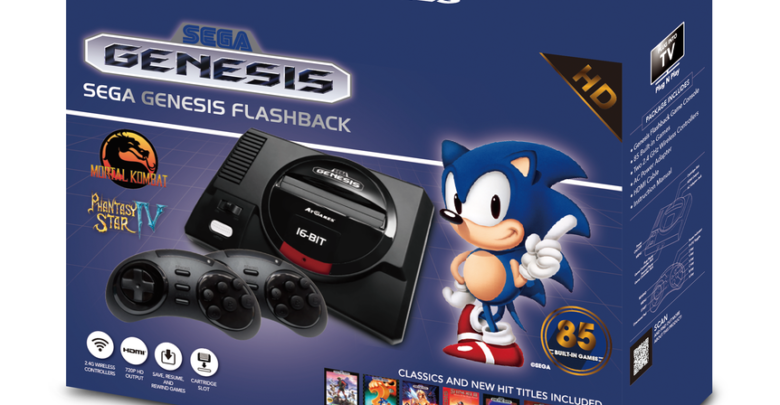 Photo of New HD SEGA Genesis officially revealed