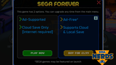 Photo of SEGA Forever titles appear on GooglePlay a day early; we have a quick look