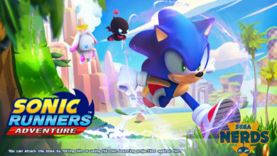 Photo of Check out the brand new trailer for Sonic Runners Adventure