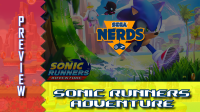 Photo of Preview: Sonic Runners Adventure