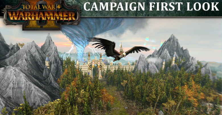 Photo of Get a look at Total War: Warhammer II's campaign in the latest trailer