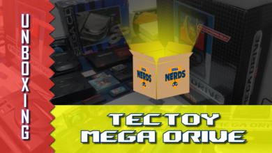 Photo of Unboxing the new TecToy Mega Drive