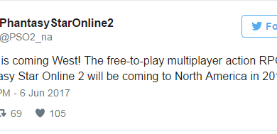 Photo of A Fake PSO2 Twitter sends hype; SEGA intervenes