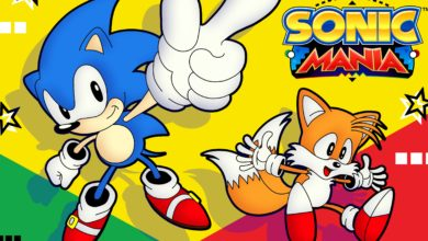 Photo of Sonic the Hedgehog's original character designer creates new artwork for Sonic Mania