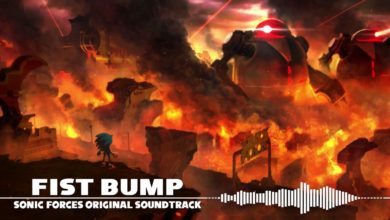 Photo of SEGA drops the beat on Sonic Force's main theme song titled 'Fist Bump'