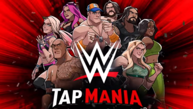 Photo of WWE Tap Mania releases on mobile today