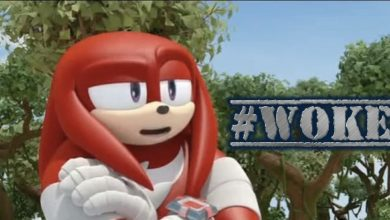 Photo of Boom Knuckles is WOKE!