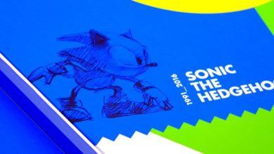 Photo of Cook & Becker releases Official Sonic the Hedgehog 25th Anniversary art book