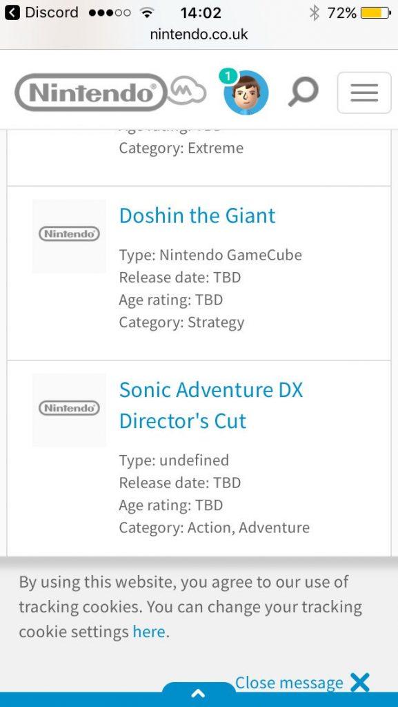 RUMOR] Sonic Adventure DX coming to Switch? | SEGA Nerds