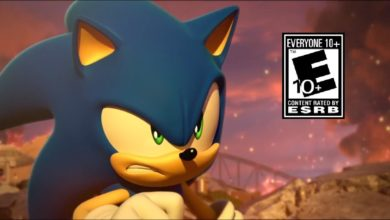 Photo of Sonic Forces receives E10+ rating
