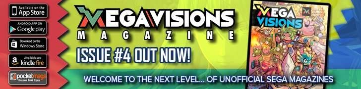 Mega Visions Magazine: Welcome to the Next Level