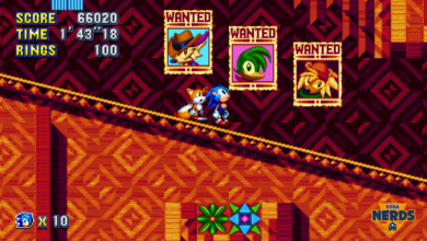 Photo of SEGA releases new Sonic Mania launch trailer in preparation for tomorrow