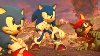 Photo of Sonic Forces 'Tag Team' mode found at Gamescom