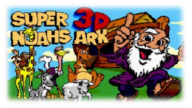 Photo of Super 3D Noah's Ark comes to Genesis via Kickstarter