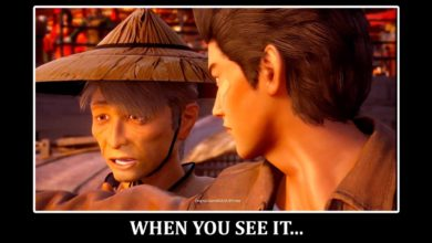 Photo of Yu Suzuki inserted an Easter Egg in Shenmue III's latest teaser