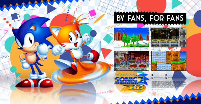 Photo of Sonic 2 HD fan project releases teaser trailer and it looks bloody gorgeous