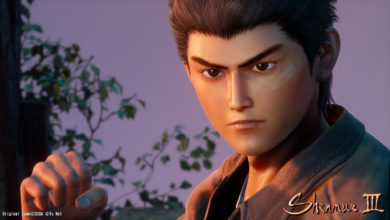 Photo of Shenmue III's latest update features work-in-progress facial animations