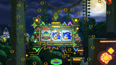 Photo of New Sonic Forces trailer showcases Casino Forest Zone
