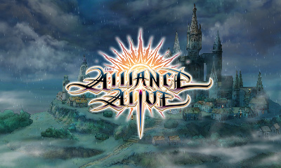 Photo of The Alliance Alive coming West, early 2018
